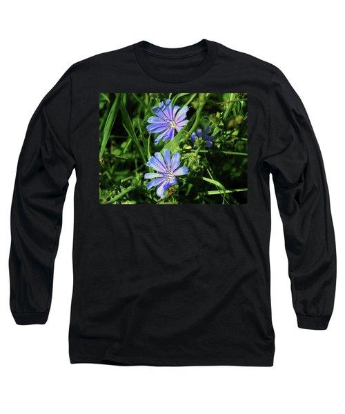 Beauty Of The Field Long Sleeve T-Shirt
