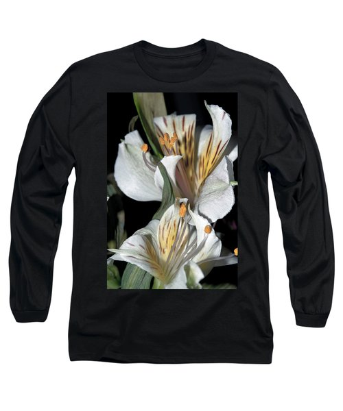 Long Sleeve T-Shirt featuring the photograph Beauty Untold by Tikvah's Hope