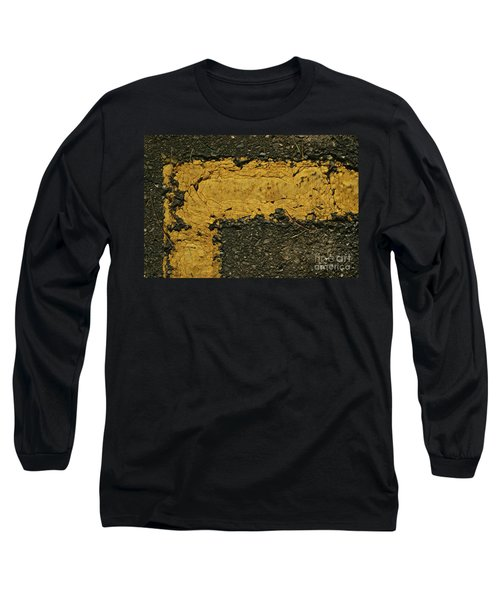 Behind The Yellow Line Long Sleeve T-Shirt
