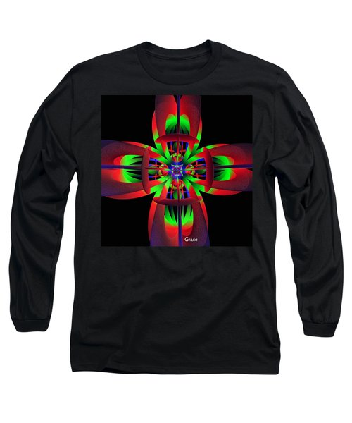 Being Connected Long Sleeve T-Shirt