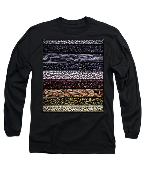 Beyond The Bean Seed Long Sleeve T-Shirt