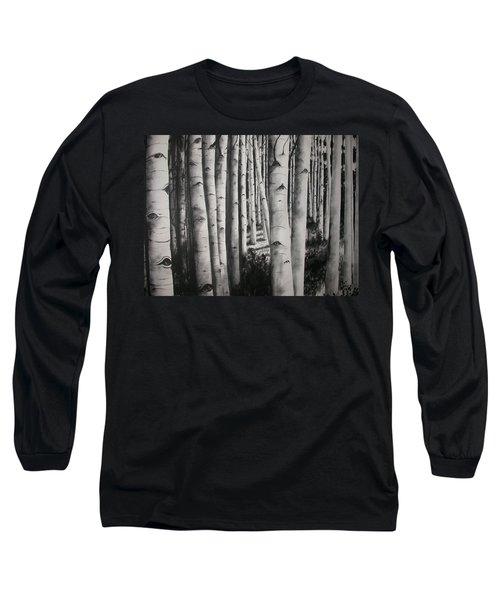 Birch Long Sleeve T-Shirt