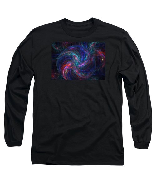 Birth Of A Galaxy Long Sleeve T-Shirt