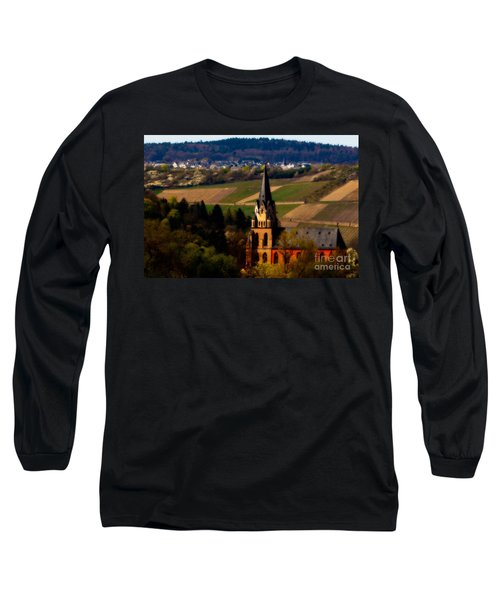 Blessed Vineyard Long Sleeve T-Shirt