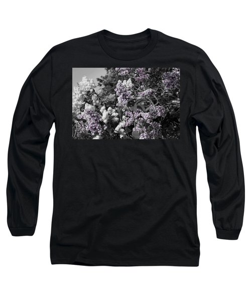 Long Sleeve T-Shirt featuring the photograph Blooms by Colleen Coccia