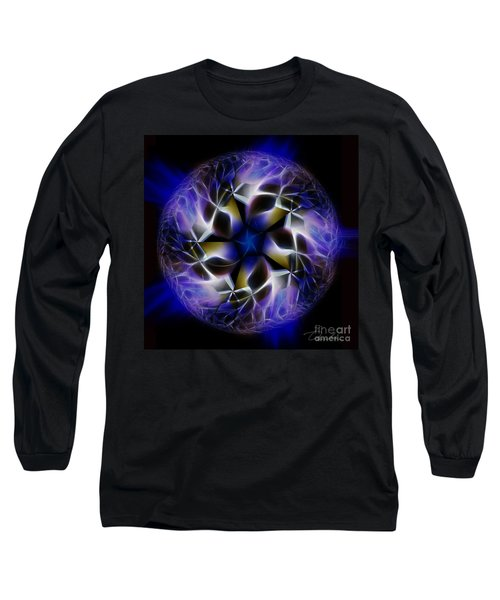 Blue Creation Long Sleeve T-Shirt