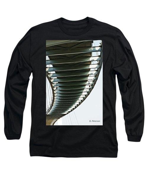 Bob Kerrey Pedestrian Bridge Long Sleeve T-Shirt