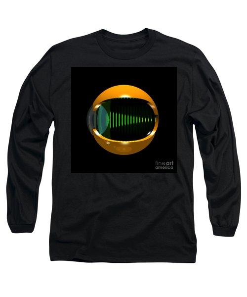 Brass Eye Infinity Long Sleeve T-Shirt by Russell Kightley