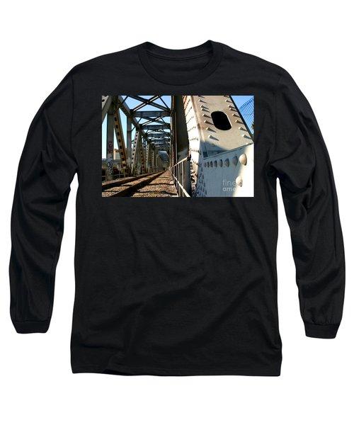 Bridge Long Sleeve T-Shirt by Henrik Lehnerer