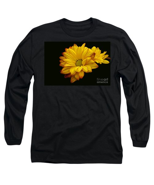 Bright And Brassy Long Sleeve T-Shirt