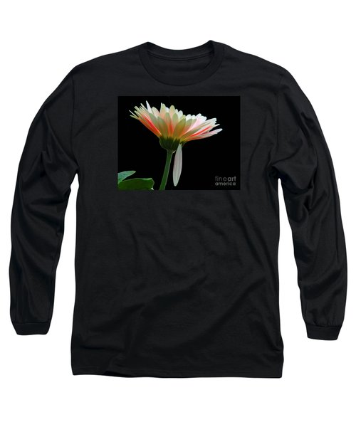 Broken Daisy Long Sleeve T-Shirt by Cindy Manero