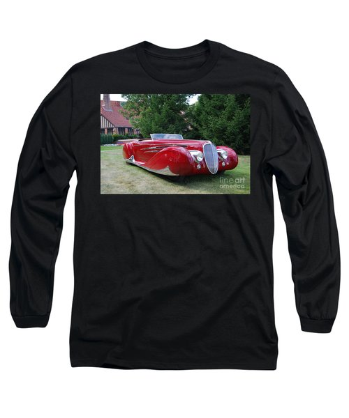 Car At Meadowbrook Long Sleeve T-Shirt