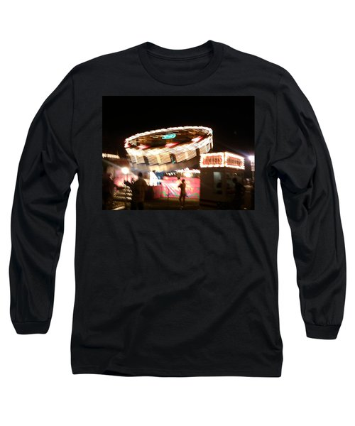 Long Sleeve T-Shirt featuring the photograph Carnival by Clara Sue Beym