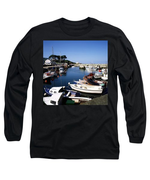 Carnlough, Co. Antrim, Ireland Long Sleeve T-Shirt