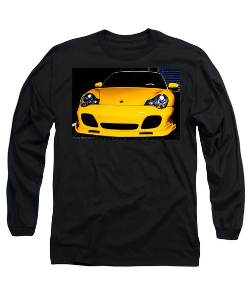 Carrera 4s Long Sleeve T-Shirt