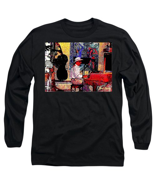 Long Sleeve T-Shirt featuring the photograph Casanova by Sadie Reneau