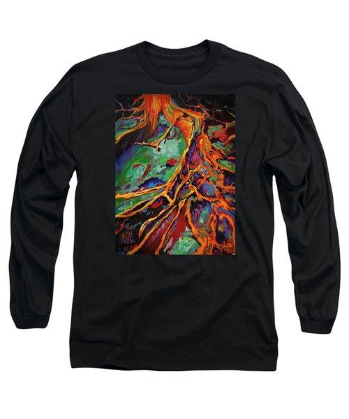 Cedar Roots Long Sleeve T-Shirt