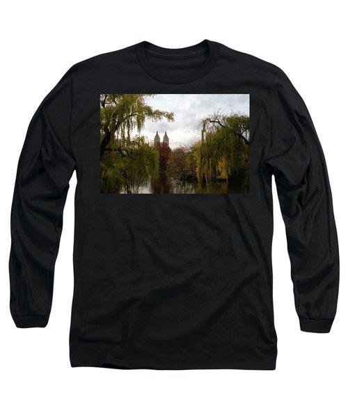 Central Park Autumn Long Sleeve T-Shirt