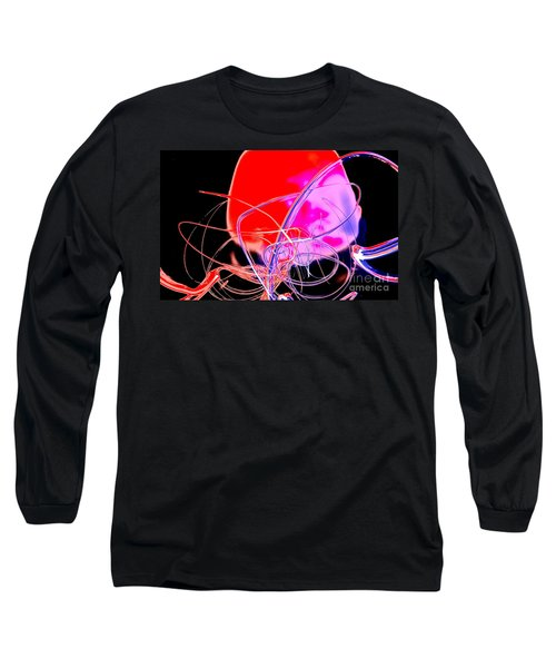 Cephalopod Long Sleeve T-Shirt by Xn Tyler