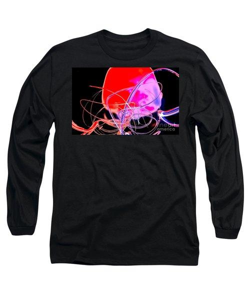 Cephalopod Long Sleeve T-Shirt