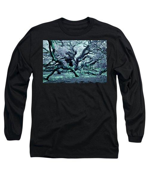 Charleston's Angel Oak Long Sleeve T-Shirt