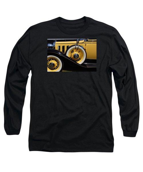Long Sleeve T-Shirt featuring the photograph Chevrolet 1932 by John Schneider
