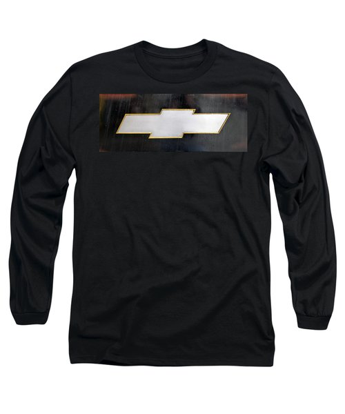 Chevy Bowtie Long Sleeve T-Shirt