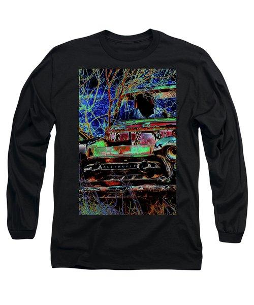 Chevy Long Gone Long Sleeve T-Shirt