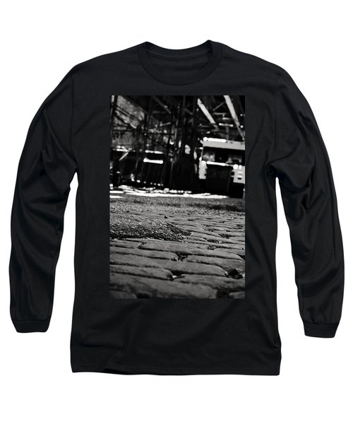 Chicago Cobblestone Long Sleeve T-Shirt
