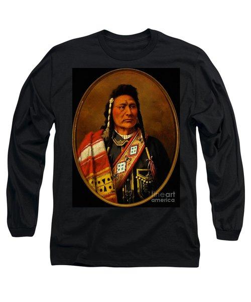 Chief Joseph Long Sleeve T-Shirt