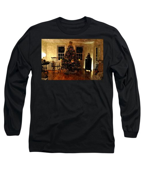 Christmas Past Cpwc Long Sleeve T-Shirt by Jim Brage