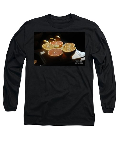 Citrus I Long Sleeve T-Shirt