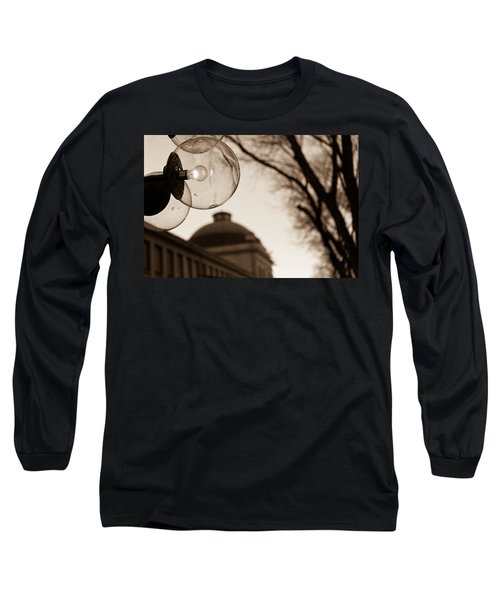 City Globes Long Sleeve T-Shirt
