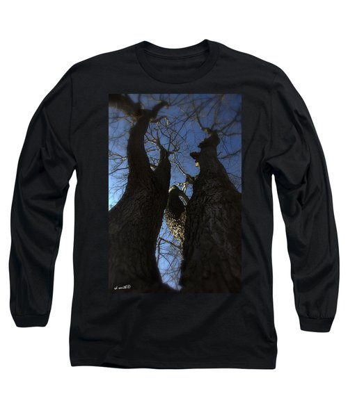 Clash Of Titans Long Sleeve T-Shirt