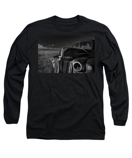 Classic Rust Long Sleeve T-Shirt