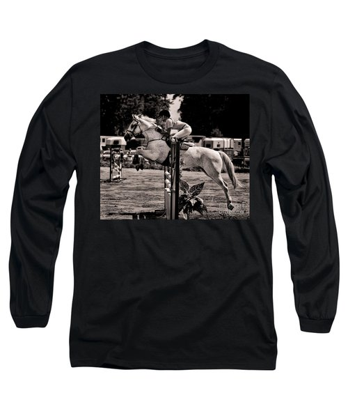Clearing The Hurdle Long Sleeve T-Shirt
