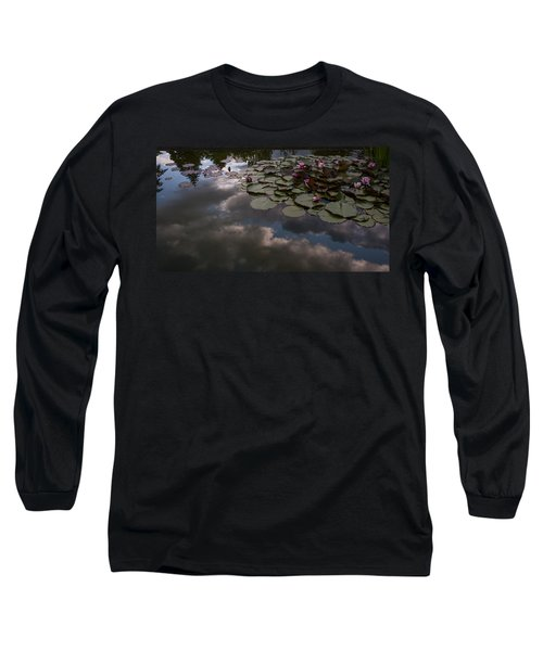 Clouded Pond Long Sleeve T-Shirt