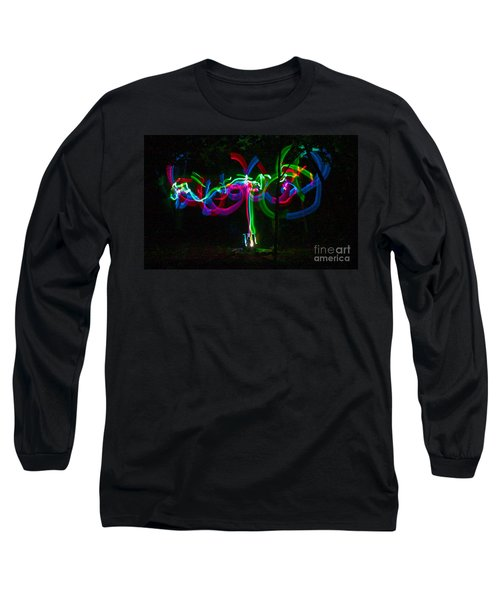 Clouded Long Sleeve T-Shirt by Xn Tyler