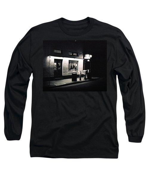Clover Grill New Orleans Long Sleeve T-Shirt