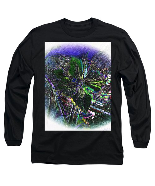 Long Sleeve T-Shirt featuring the photograph Colorful by Donna Brown