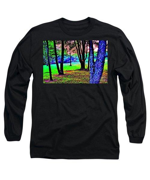 Colour Whore Long Sleeve T-Shirt