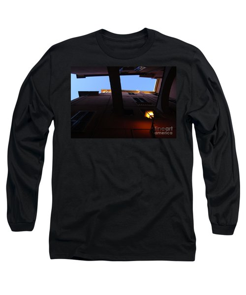 Long Sleeve T-Shirt featuring the photograph Colours Of Light II by Andy Prendy