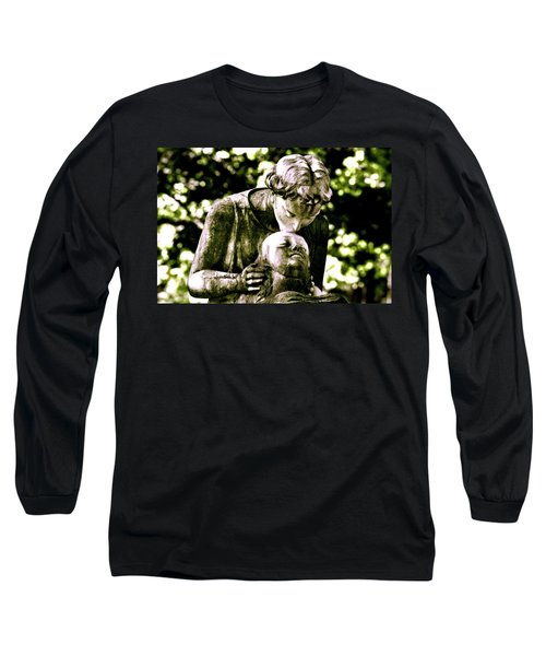 Comforted Long Sleeve T-Shirt