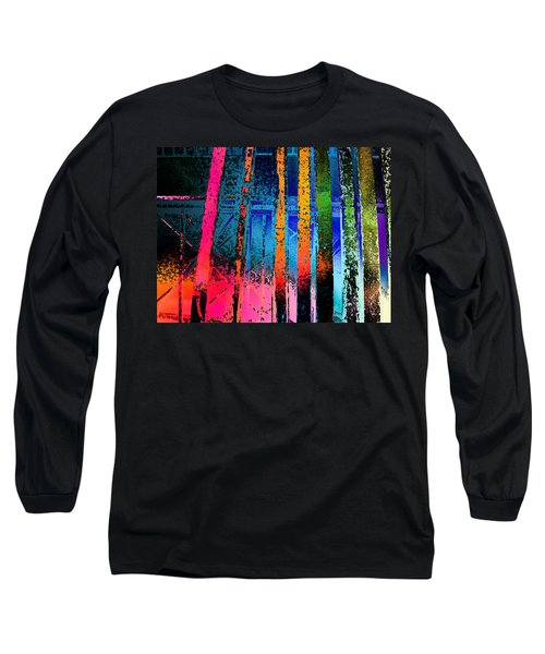 Long Sleeve T-Shirt featuring the photograph Construct by David Pantuso