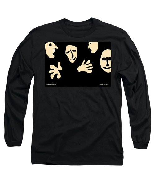 Conversation Long Sleeve T-Shirt