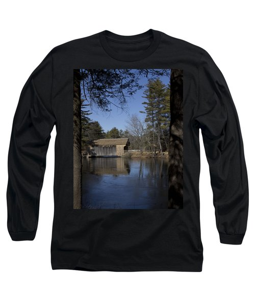 Cool Winter Morning Long Sleeve T-Shirt