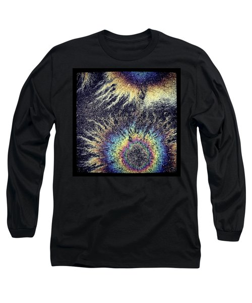 Cosmic Oil-b Long Sleeve T-Shirt