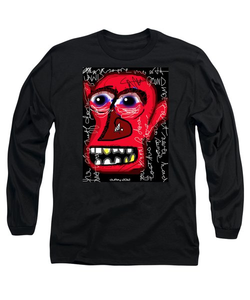Crackhead 2 Long Sleeve T-Shirt
