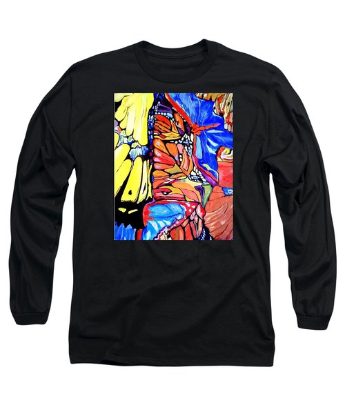 Butterflies Wings  Long Sleeve T-Shirt