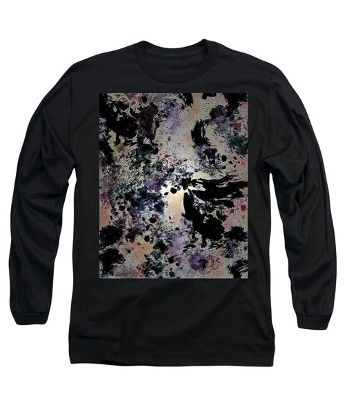Damask Tapestry Long Sleeve T-Shirt